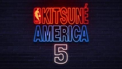 Disco Shrine - Up In The AIr | Kitsuné America 5: The NBA Edition