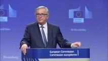 Juncker Slams Boris Johnson Over Comments on European Superstate