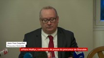 """Affaire Maëlys : Nordahl Lelandais """"a indiqué qu'il avait tué Maëlys involontairement et qu'il s'était débarrassé du corps"""", le procureur de Grenoble"""