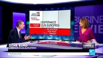 """L'invité de l'économie - François Villeroy de Galhau, auteur de """"L'espérance d'un Européen"""""""