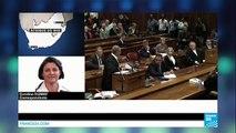 URGENT - Oscar Pistorius condamné à 5 ans de prison pour la mort de Reeva Steenkamp - AFRIQUE DU SUD