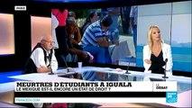 Meurtres d'étudiants à Iguala : le Mexique, un État de non-droit ? #DébatF24 (Partie 2)