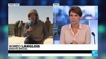 Offensive de l'EIIL en Irak : djihadistes et Peshmergas Kurdes s'affrontent pour le contrôle du nord