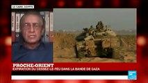 Gaza-Israël : le Hamas dément avoir tiré les roquettes et rompu le cessez-le-feu