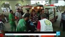 Offensive israélienne sur Gaza : des affrontements extrêmement violents entre Israël et le Hamas