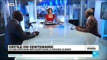 Défilé du centenaire : une vingtaine de pays africains représentés - #JTAfrique