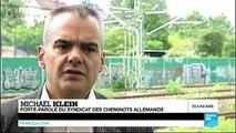 Réforme ferroviaire en France : l'Assemblée nationale dit oui - #JTéco
