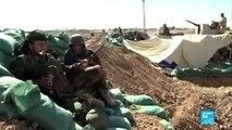 Exclusif : en Irak, les forces armées kurdes attaquées par erreur par leurs alliés