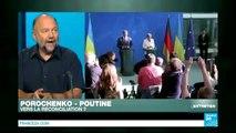 """Andrei Kourkov, écrivain ukrainien : """"Les Ukrainiens sont fatigués des politiciens radicaux"""""""