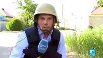 Ukraine : des combats extrêmement violents près de l'aéroport de Donetsk