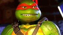 INJUSTICE 2 Tortues Ninja Gameplay Trailer