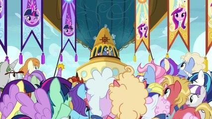 My Little Pony Temporada 7 Capitulo 22 Aventura En Zepelín Español Latino 1080p