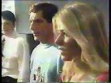 Adriane Galisteu e Ayrton Senna na Australia 1993 - ( Morte Senna - Imola 1994 - Acidente)