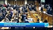 Funérailles de Nelson Mandela : retour sur les préparatifs d'un événement planétaire