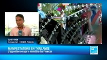 Manifestations en Thaïlande : Chemises rouges et Chemises jaunes à nouveau face à face