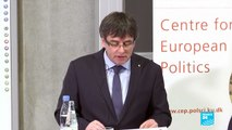 """Carles Puigdemont: """"In Spain, Franco's shadow is still long"""""""