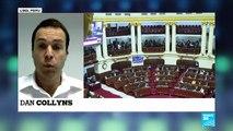 Peru: president dodges impeachment over bribery scandal