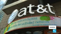 US government sues to block ATandT-Time Warner merger