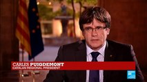 Catalonia independence: Who is Catalan separatists' leader Carles Puigdemont?