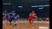 Kobe Bryant and LeBron James Dunk Moments from 2011 ASG