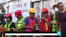 Mexico: Search continues but hope fades for quake survivors