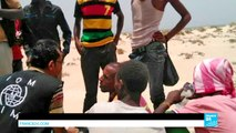 Refugee Crisis: Dozens of migrants deliberately drowned by smugglers