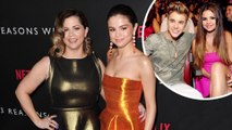 Selena Gomez and her mother Mandy 'have had a strained bond for three years due to managing issues'... as it's claimed they fell out over Justin Bieber reunion.