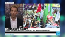 "Hamas new policy towards Israel: ""It show Hamas is able to remain relevant in the conflict"""