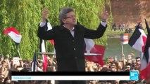 France Presidential Election: Portrait of Far-Left Leader Jean-Luc Mélenchon