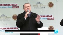 """Erdogan: """"They are the one who massacred over 8.000 Bosnian Muslims in Srebrenica"""""""