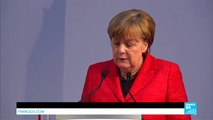 """Angela Merkel on Erdogan's nazism remarks: """"such misplaced comments cannot be taken seriously"""""""