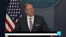 """Sean Spicer on South China Sea: """"we going to defend international territories from being taken over"""""""