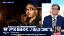 """Jawad Bendaoud relaxé: """"C'est incompréhensible pour les victimes"""", réagit l'avocat des parties civiles"""