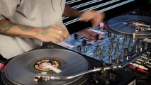 DJ Craze Amazing scratch mix Scratching