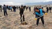 Şehit polis memuru Fethi Sekin anısına hatıra ormanı - NİĞDE