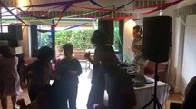 Rocking it out at the Jewish Care Disco- DJ for any event in Melbourne