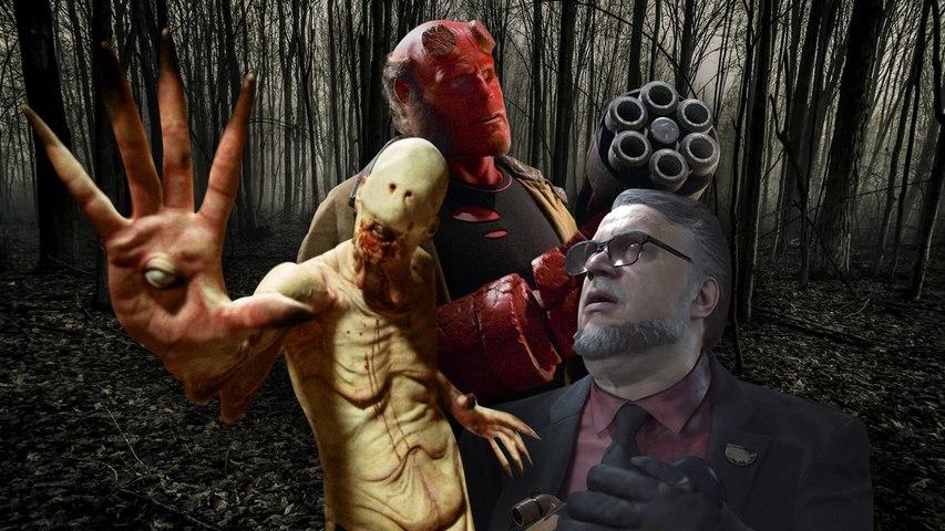 Películas y juegos de Guillermo del Toro - Tertulia