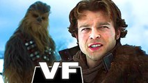 SOLO : A STAR WARS STORY Bande Annonce VF OFFICIELLE