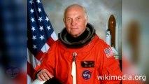 NASA Astronaut John Glenn - Wir durften nie die Wahrheit sagen