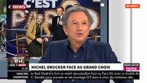 """Morandini Live - Michel Drucker confronté au """"Grand Choix"""" - VIDEO"""