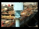 (Documentaire FR)  Superstructures : Le porte-avions USS Ronald Reagan