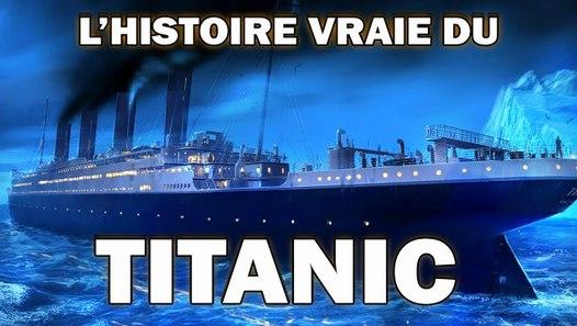La Véritable Histoire du Titanic - Film COMPLET en Français - Vidéo dailymotion
