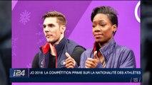 Jeux olympiques 2018 : la compétition prime sur la nationalité des athlètes
