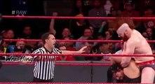 WWE Raw 12 February 2018 Roman Reigns Vs Sheamus