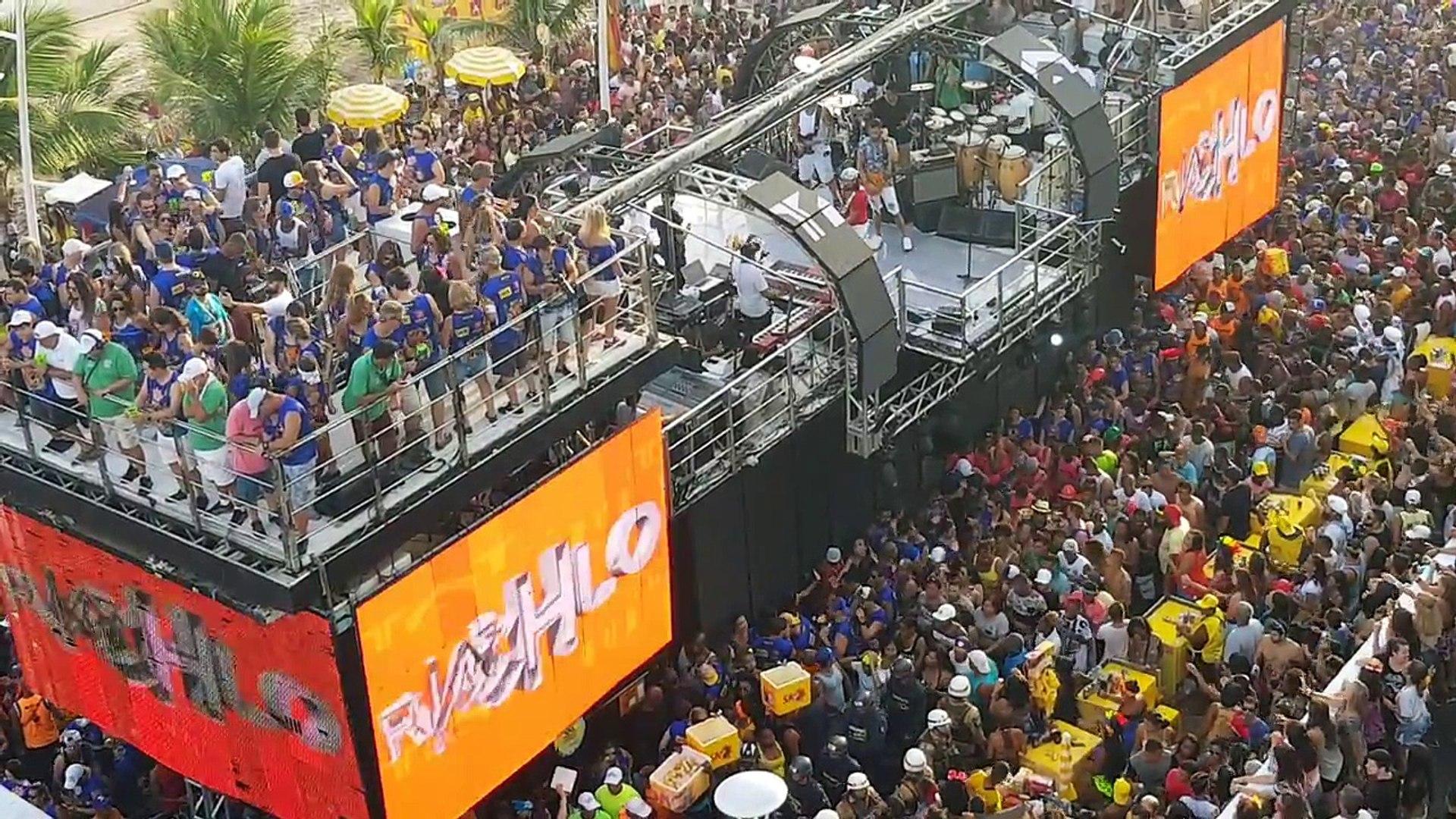 Bell Marques - Paradinha - Harmonia do Samba - Carnaval Salvador 2018_