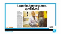 Paris pollution: 'Tomorrow we stop breathing'
