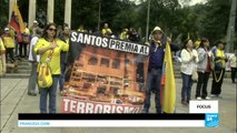 Video: Colombians more divided than ever on FARC peace process