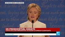 """Hillary Clinton: """"Trump plan for economy? Trickled-down economics on steroids that'll lose US jobs"""""""