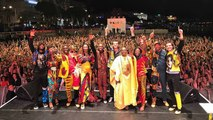 Sidiki Diabaté, Toumani et Fatoumata Diawara font honneur à l'Afrique
