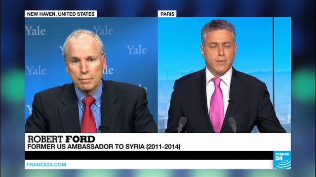 Robert Ford (former US ambassador to Syria) on hightened tensions between superpowers